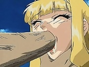 Sweet Misato gets a lesson and gets rammed between knockers